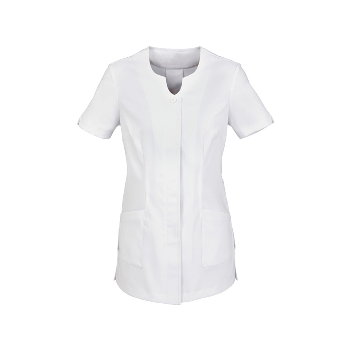 Ladies Eden Tunic-White