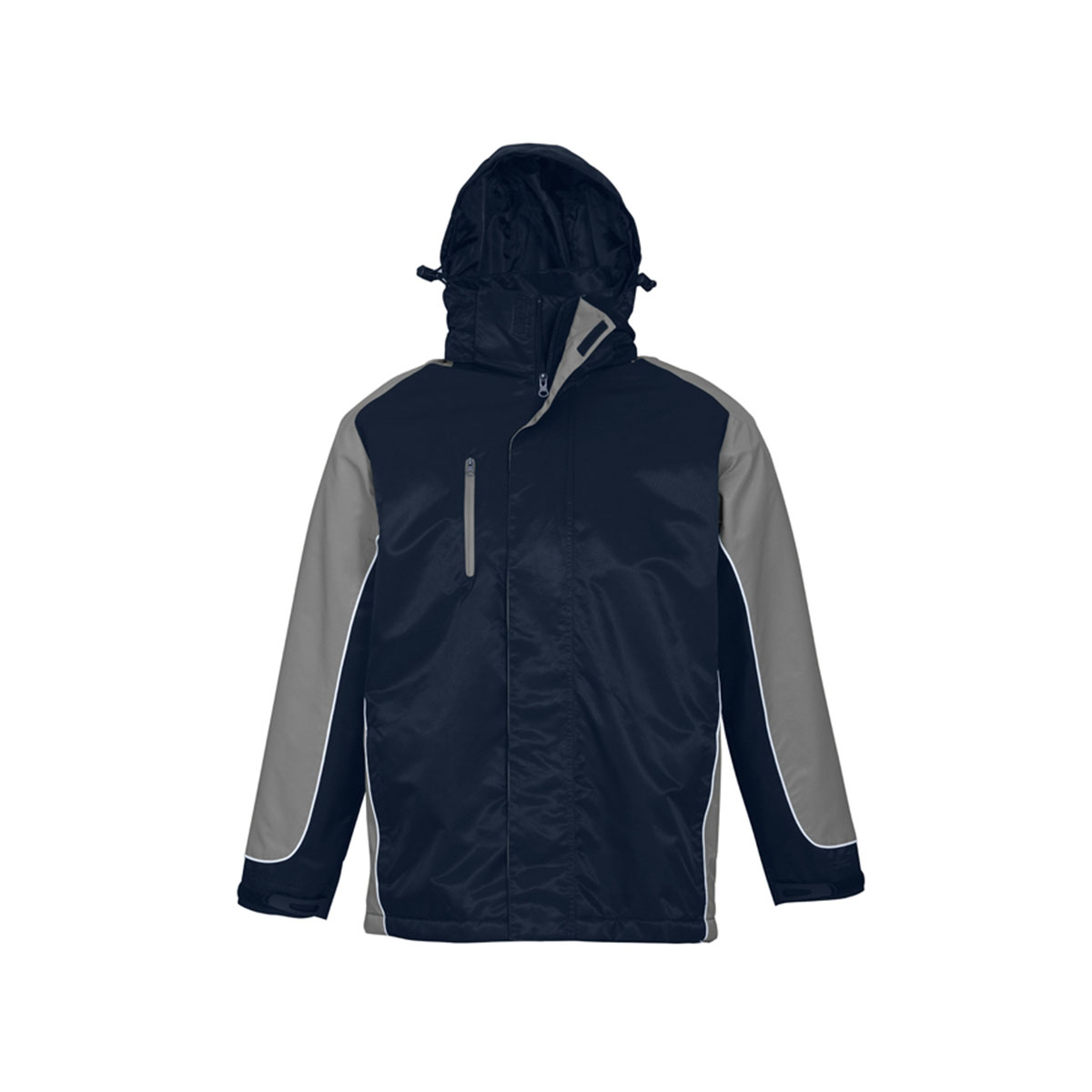 Unisex Nitro Jacket-Navy / Grey / White