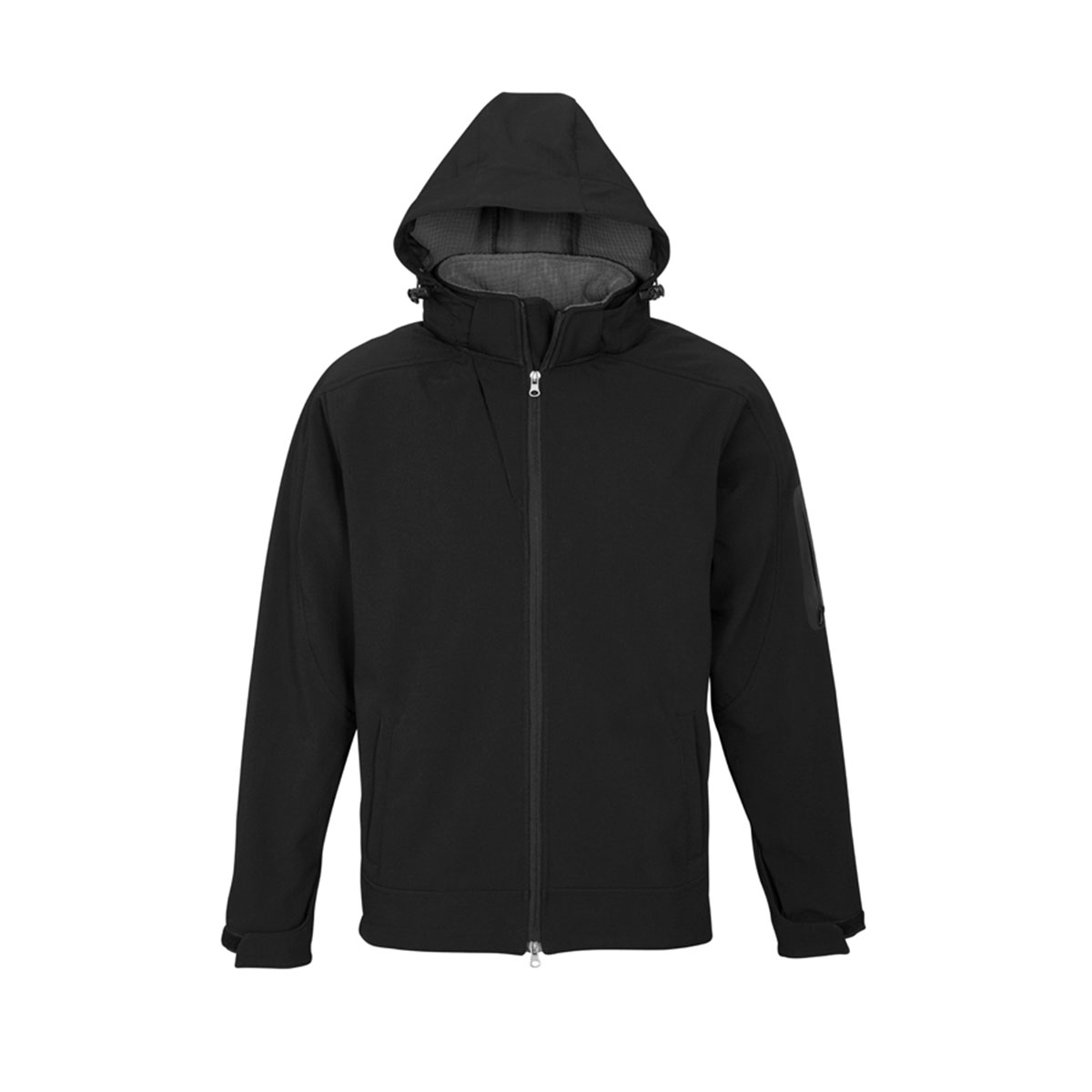 Mens Summit Jacket-Black / Graphite