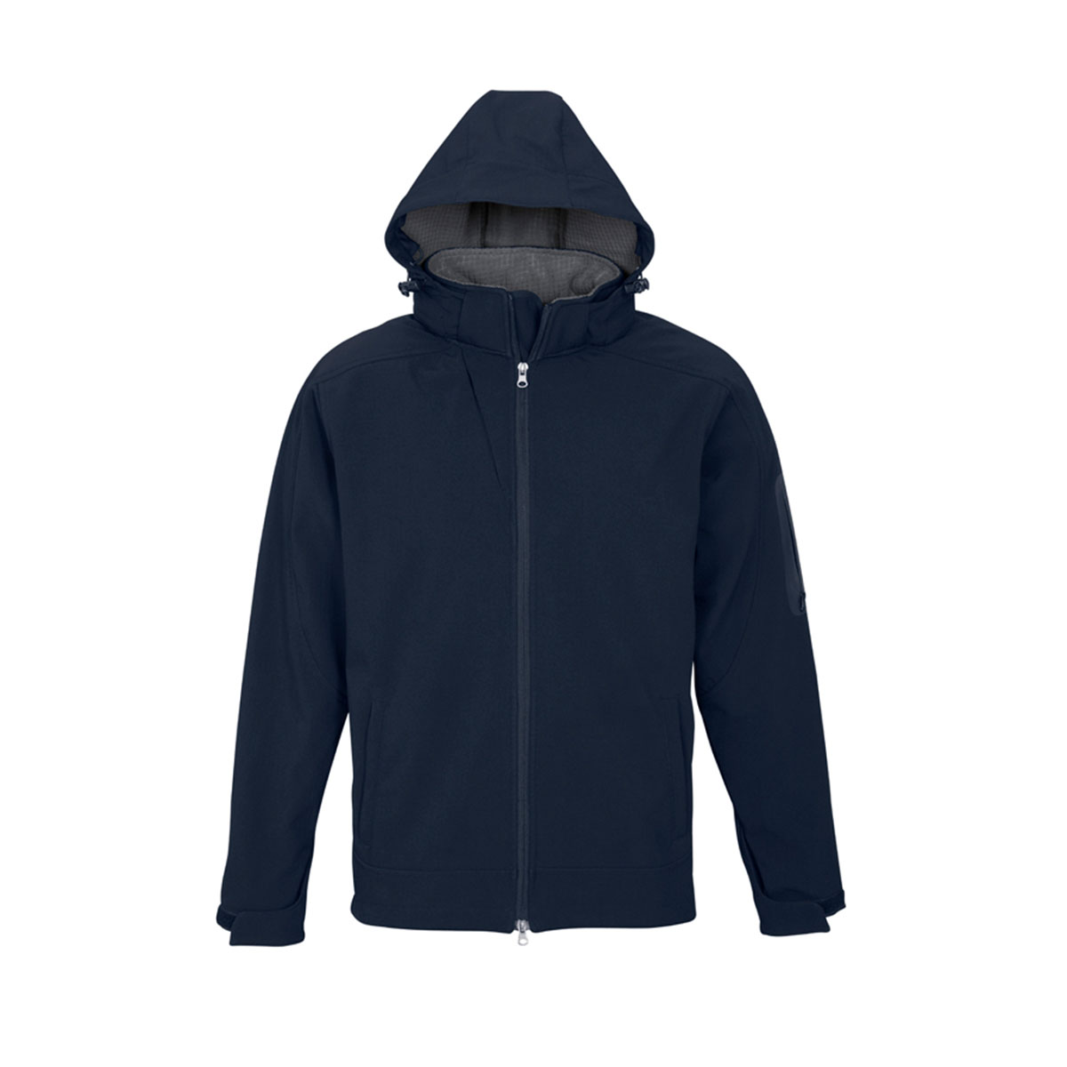 Mens Summit Jacket-Navy / Graphite