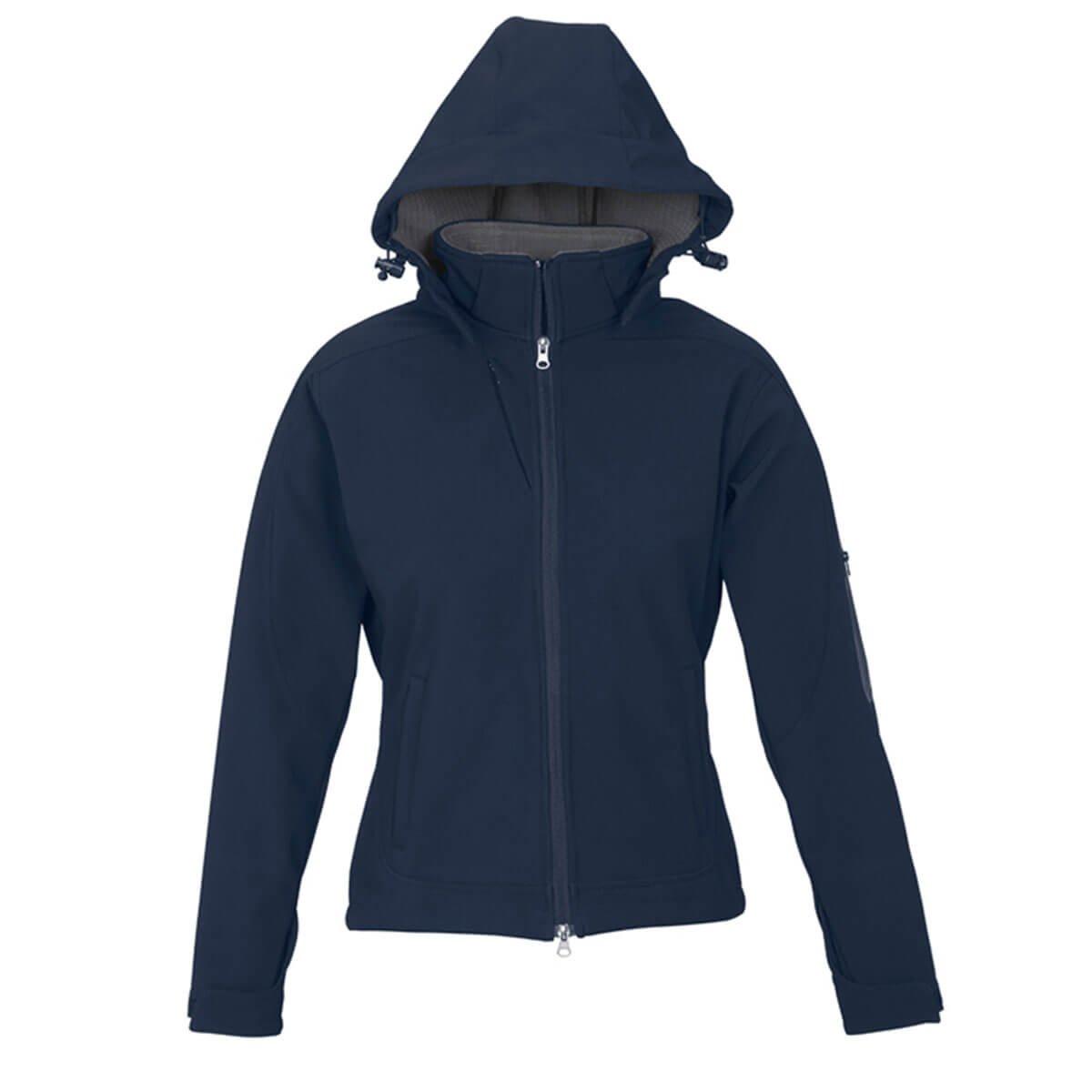 Ladies Summit Jacket-Navy / Graphite
