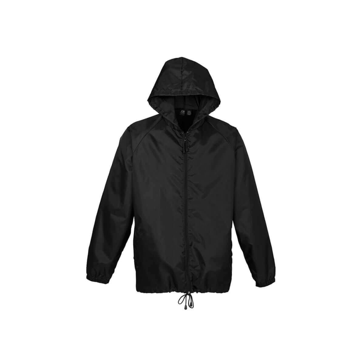 Unisex Base Jacket-Black