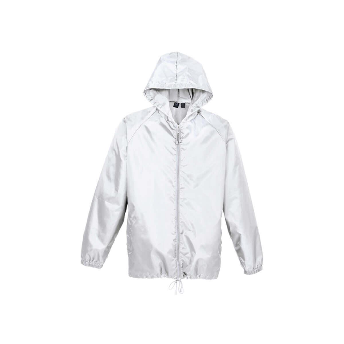 Unisex Base Jacket-White