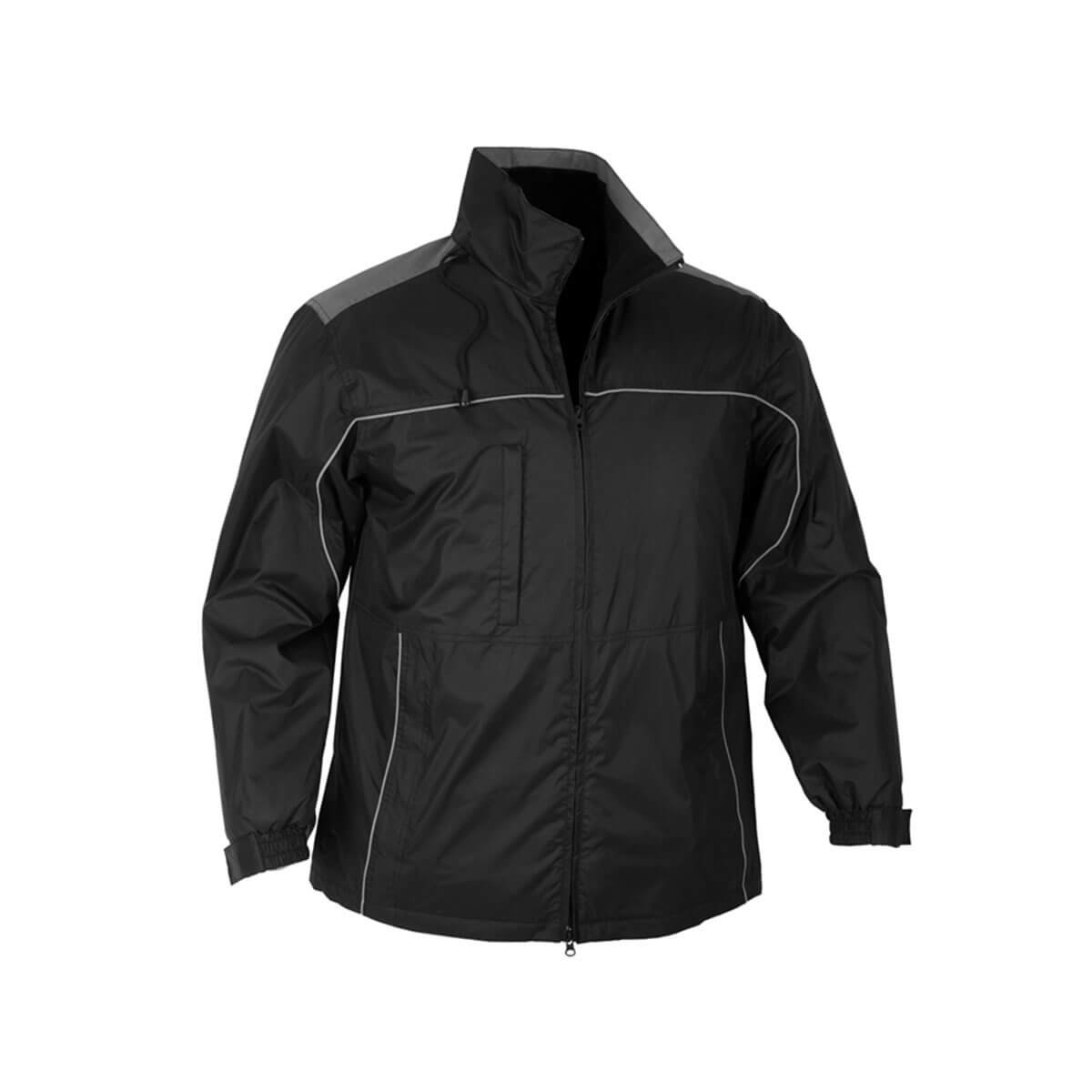 Mens Reactor Jacket-Black / Graphite