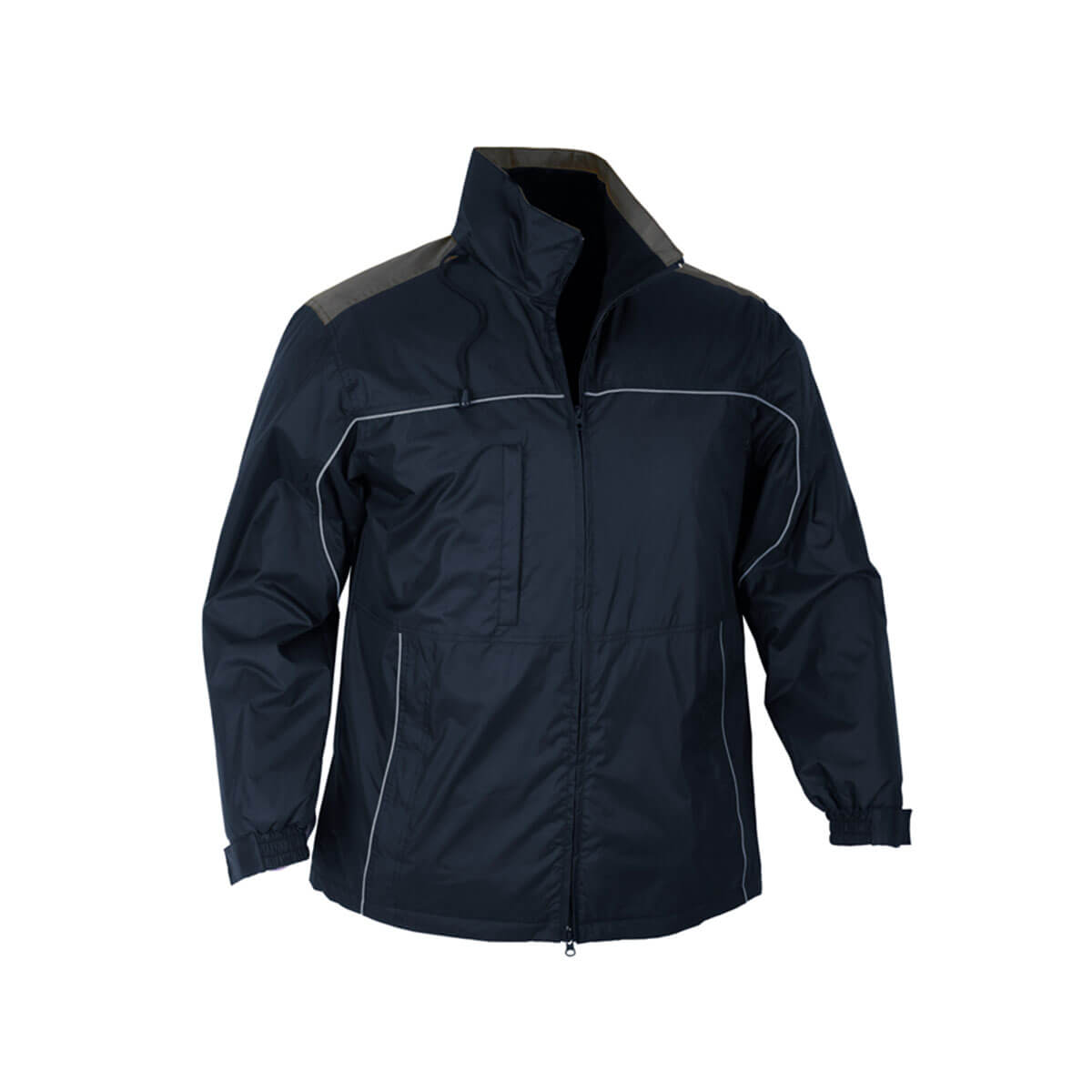 Mens Reactor Jacket-Navy / Graphite