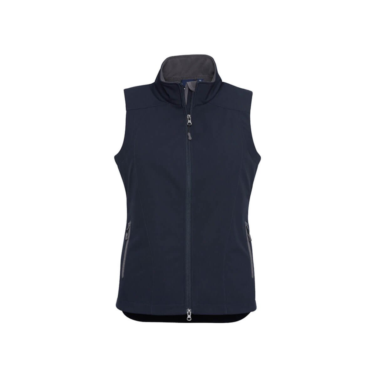 Ladies Geneva Vest-Navy / Graphite