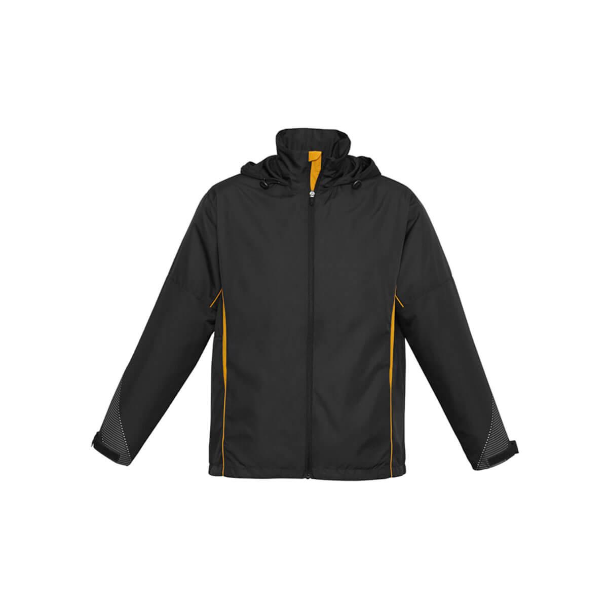 Adults Razor Team Jacket-Black / Gold