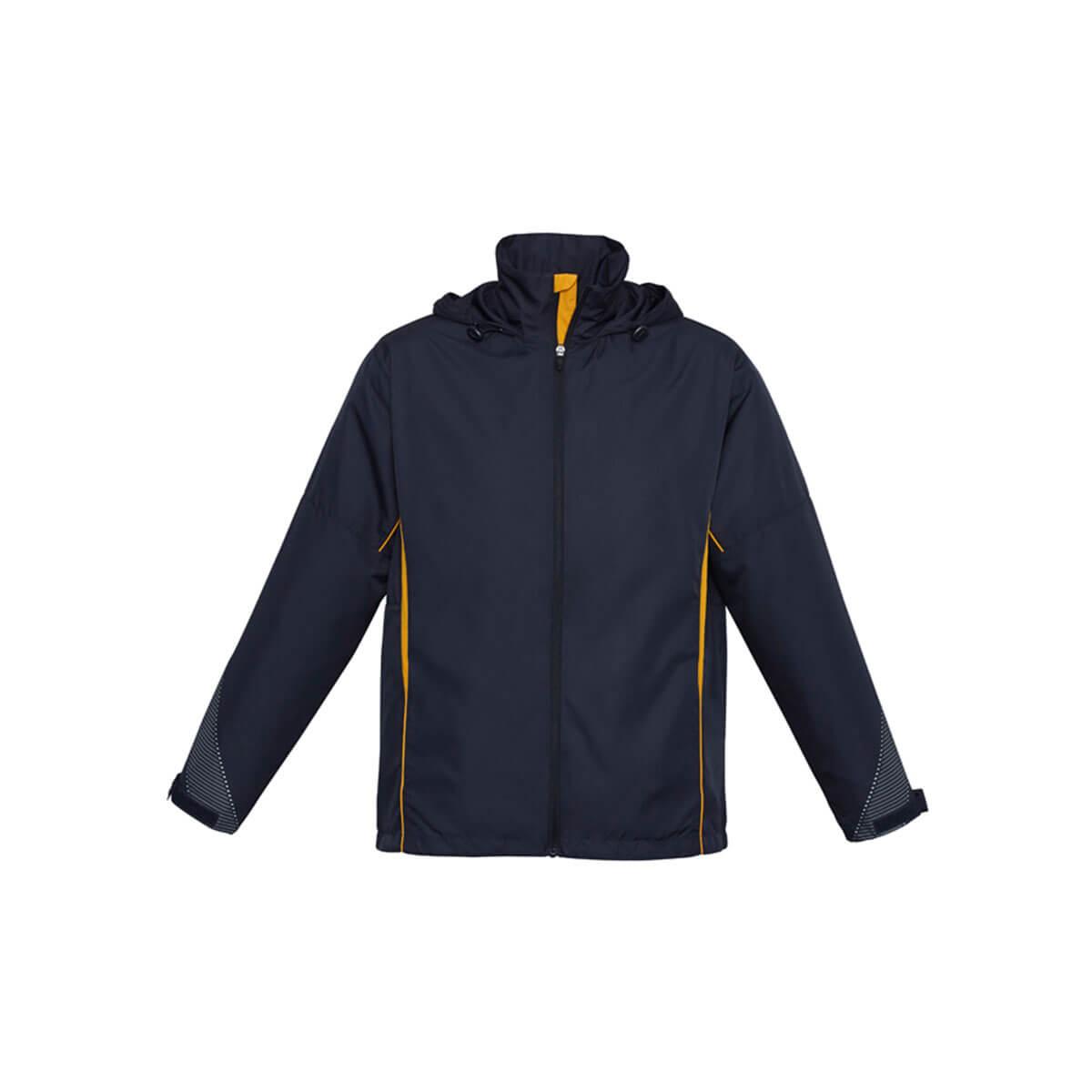 Adults Razor Team Jacket-Navy / Gold