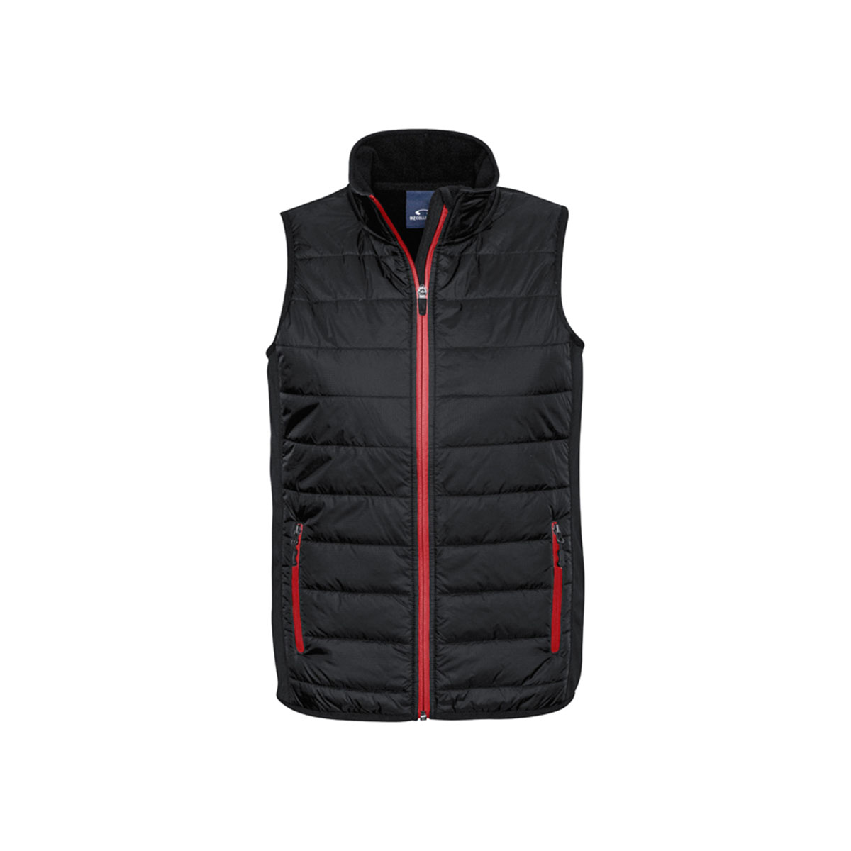 Mens Stealth Tech Vest-Black / Red