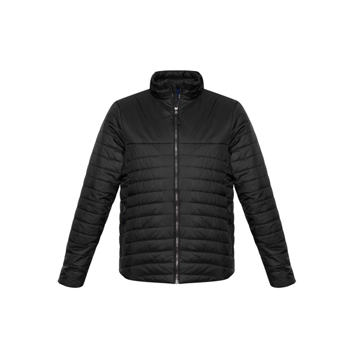 Mens Expedition Quilted Jacket-Black
