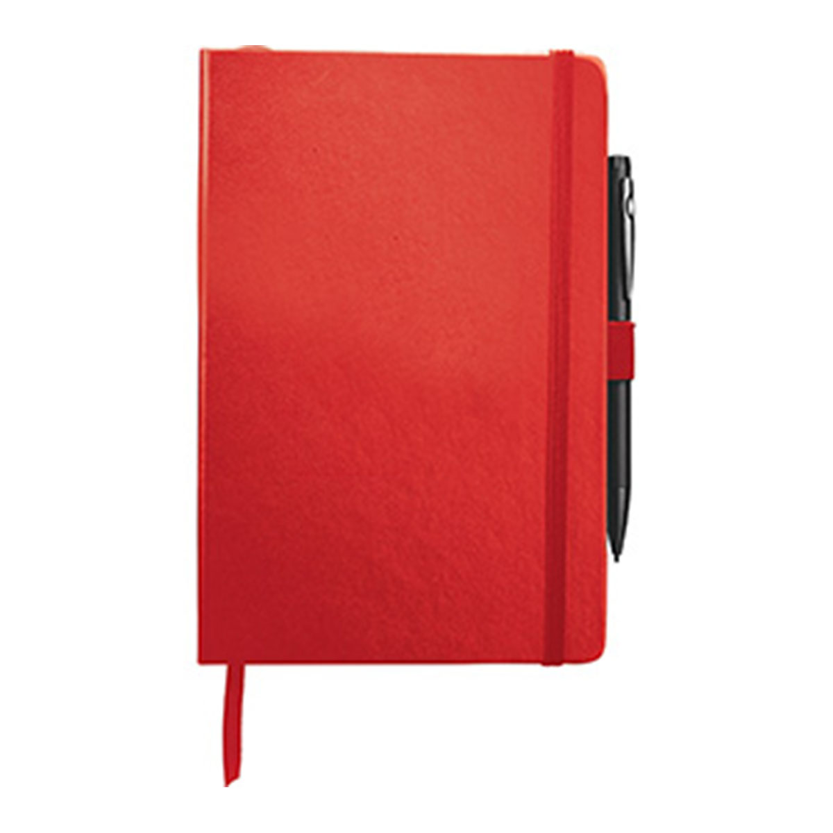 Nova Bound JournalBook-Red