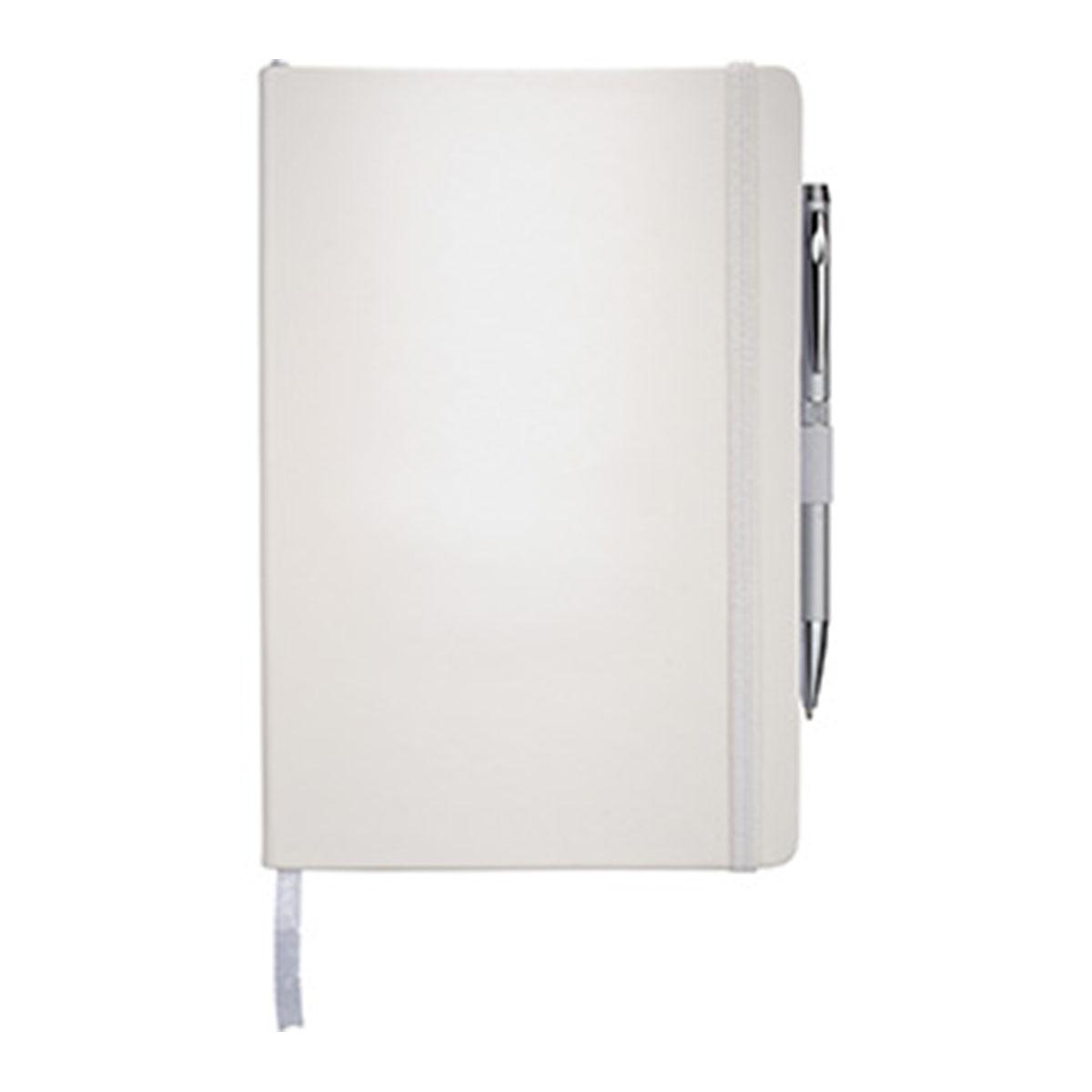 Nova Bound JournalBook-White