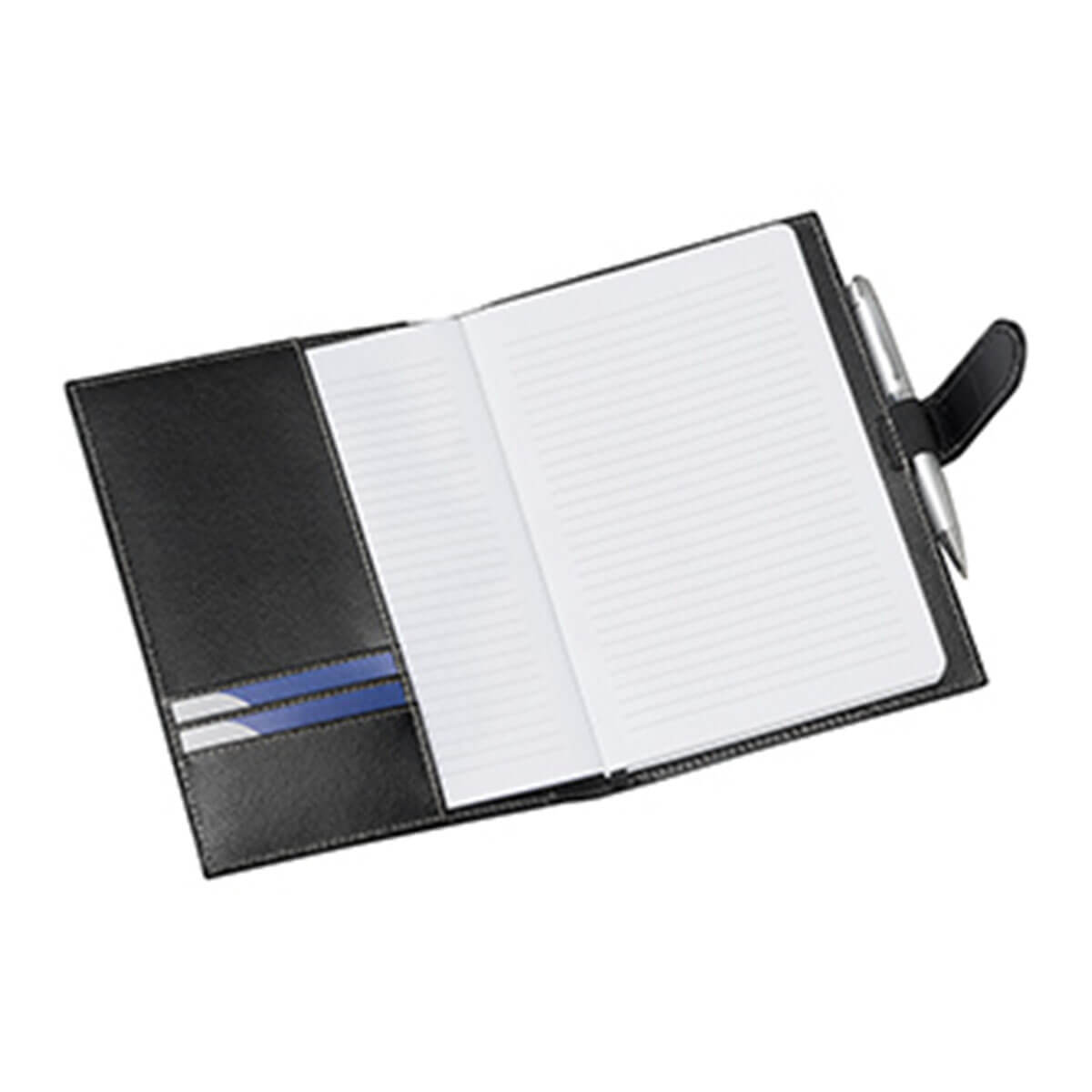 A5 Florence Journal Book-Black