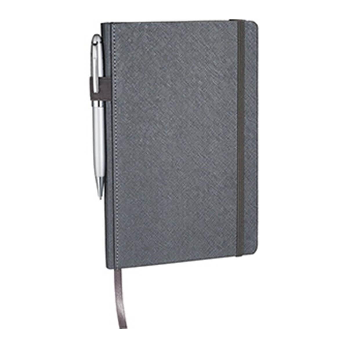 Modena Bound JournalBook-Gunmetal