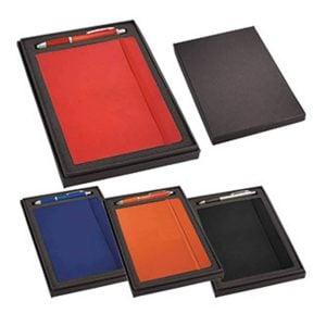 JournalBook Gift Set with 9196 Journal & SM-4101 Nash Pen
