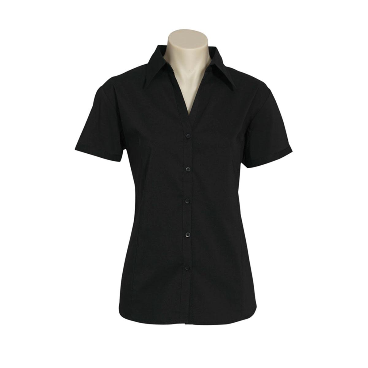 Ladies Metro Short Sleeve Shirt-
