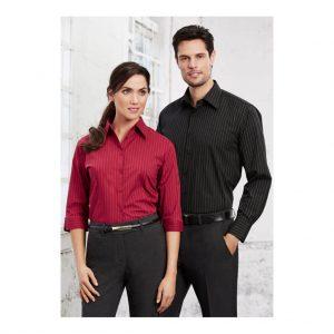 Ladies Manhattan 3/4 Sleeve Shirt