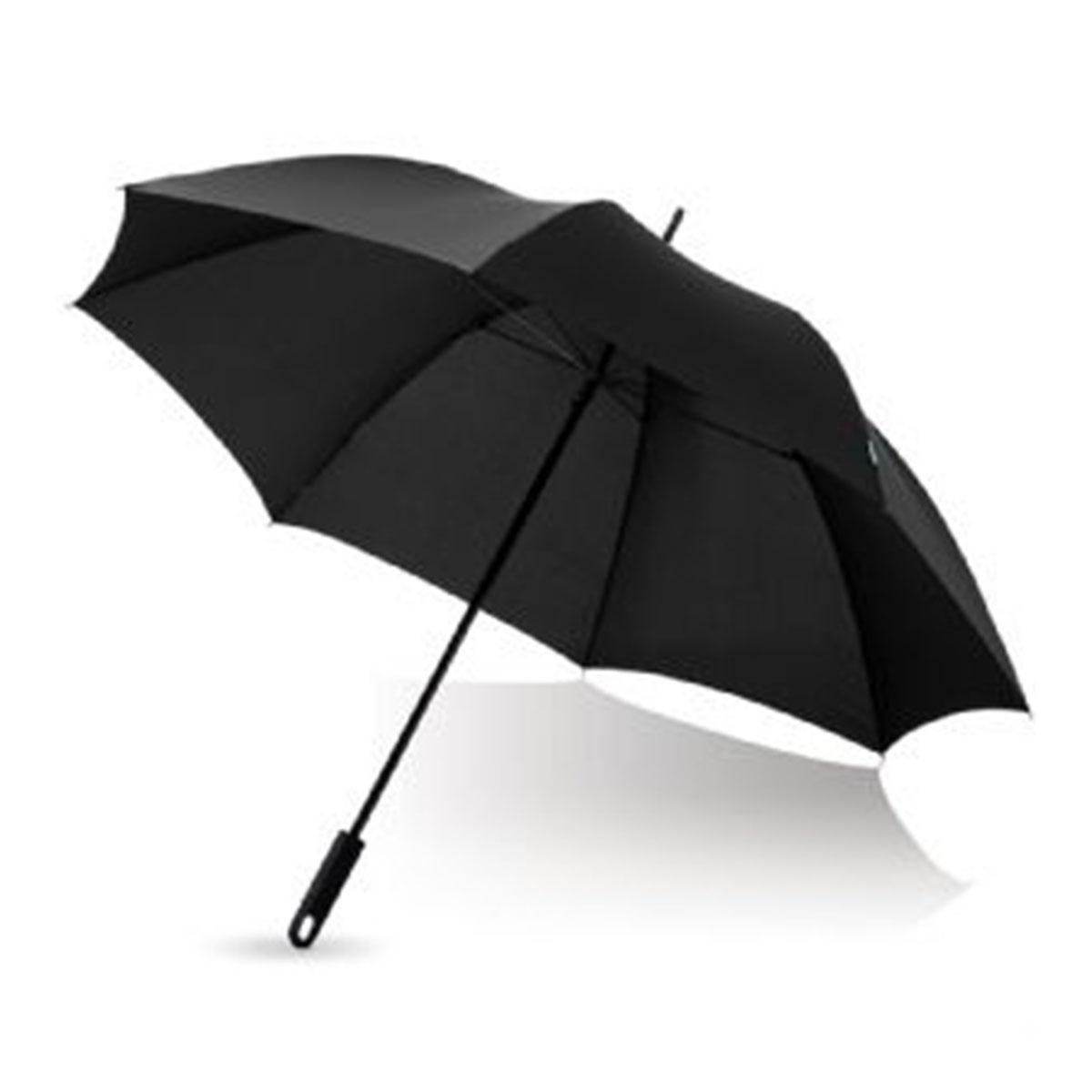 Marksman 30 inch Halo Umbrella-Black