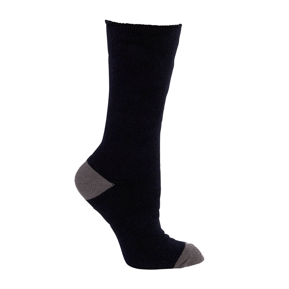 Work Sock (3 Pack)-Navy  /  Grey