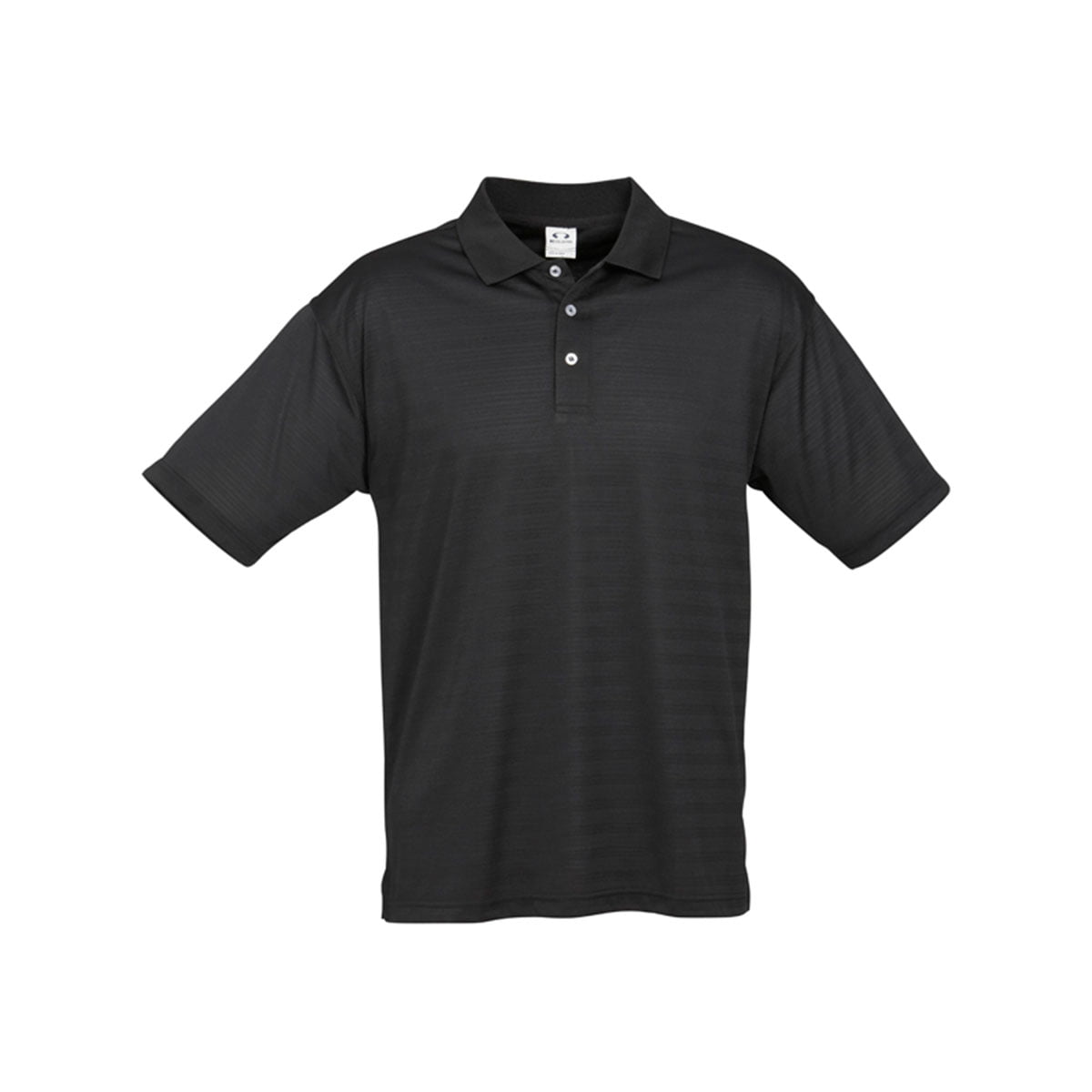 Mens Icon Polo-Black