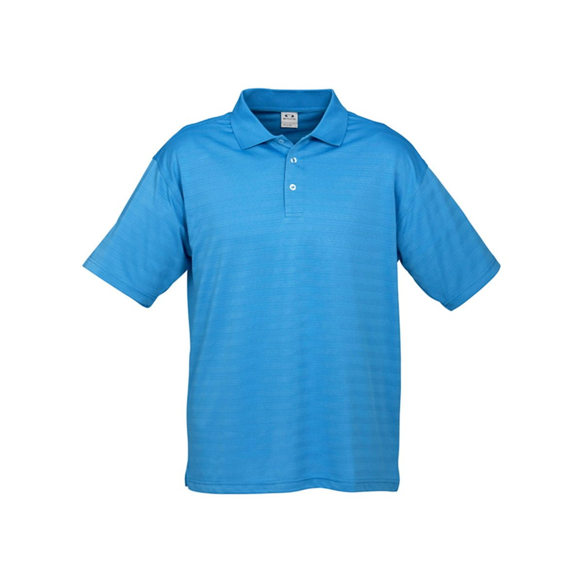 Mens Icon Polo-Ice Blue