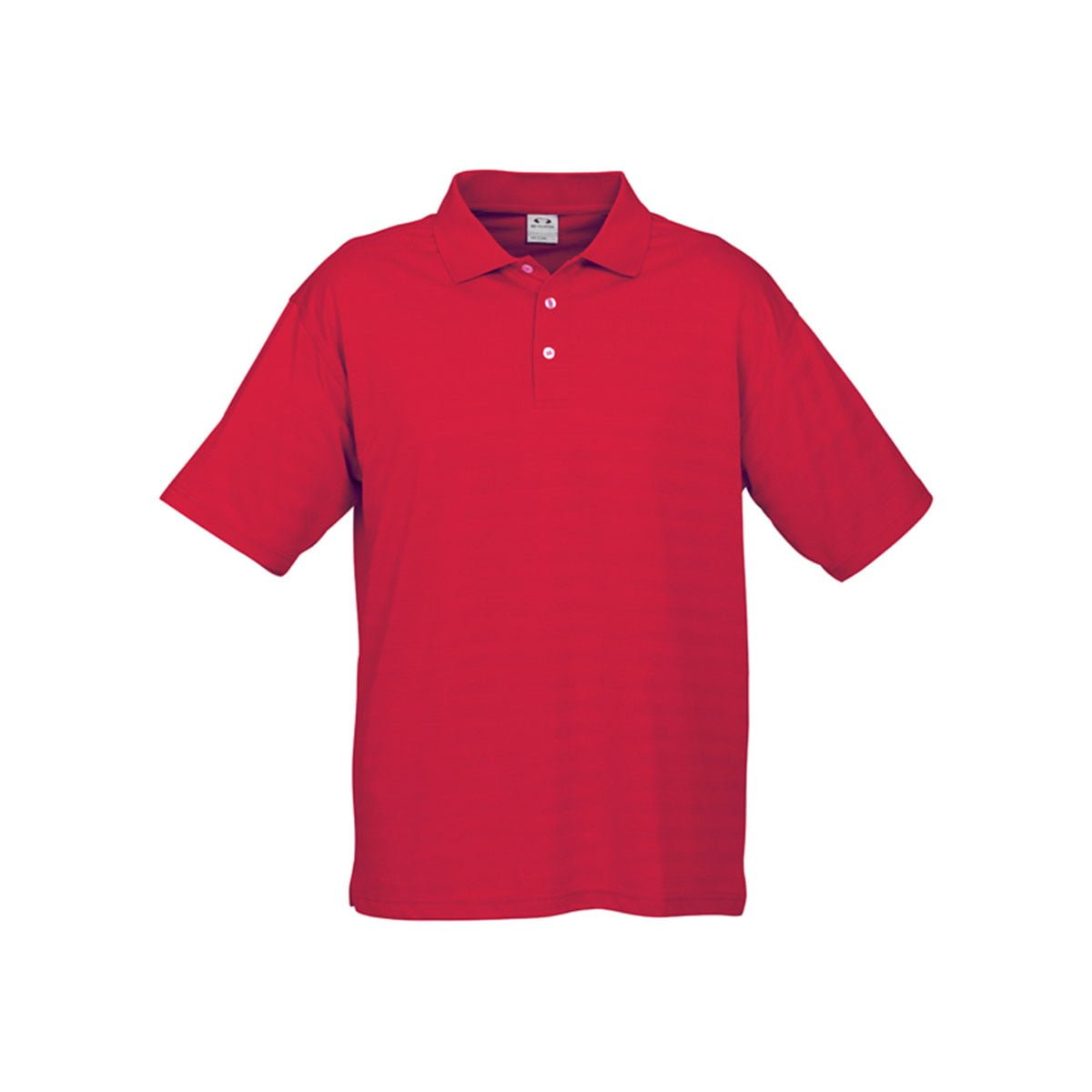 Mens Icon Polo-Red