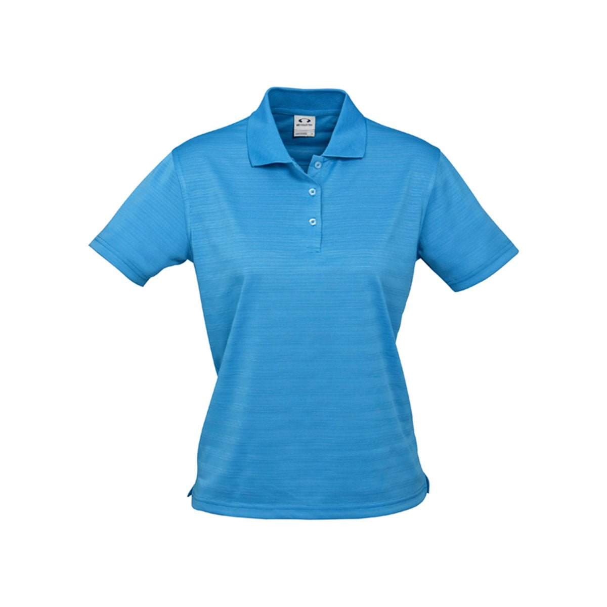 Ladies Icon Polo-Ice Blue