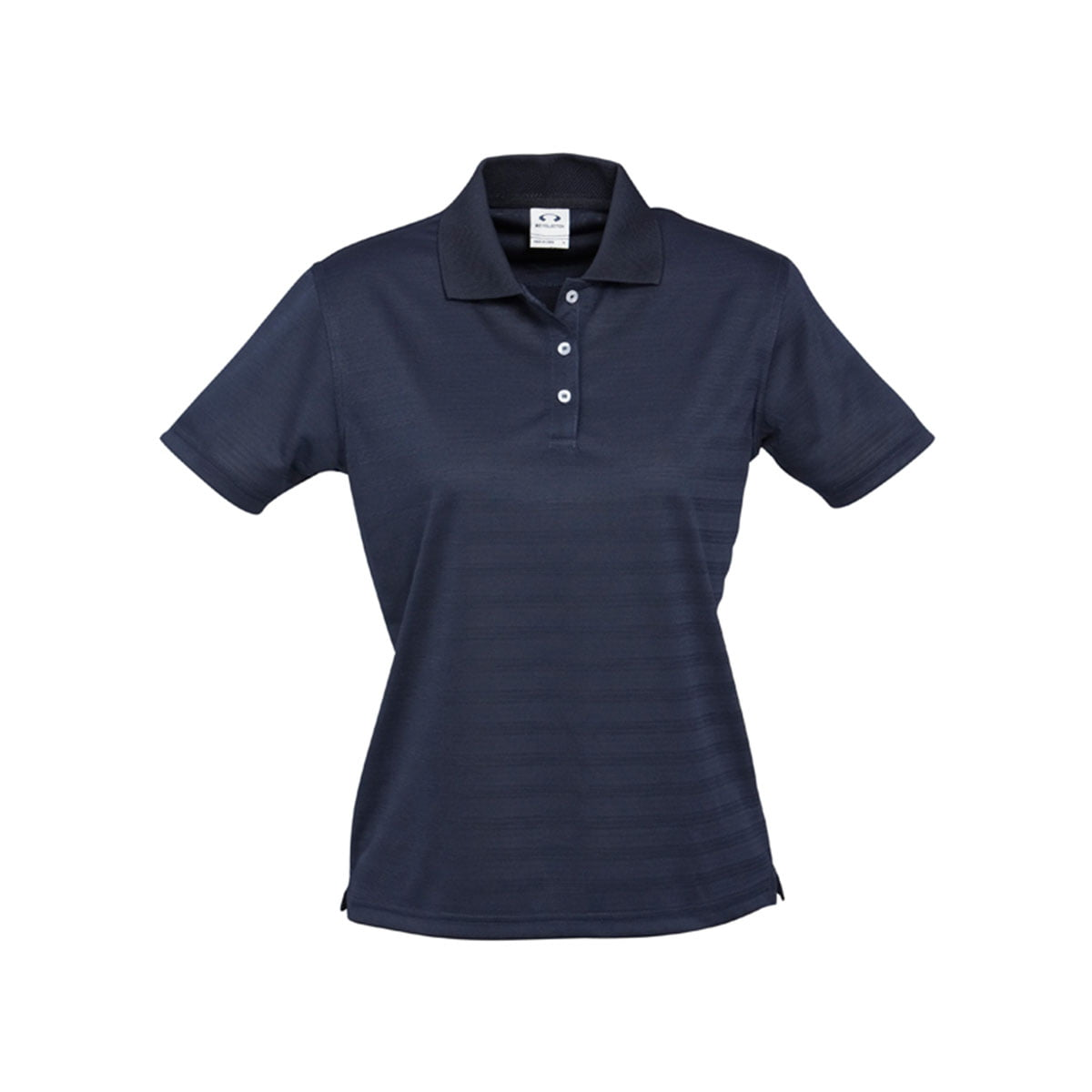 Ladies Icon Polo-Navy