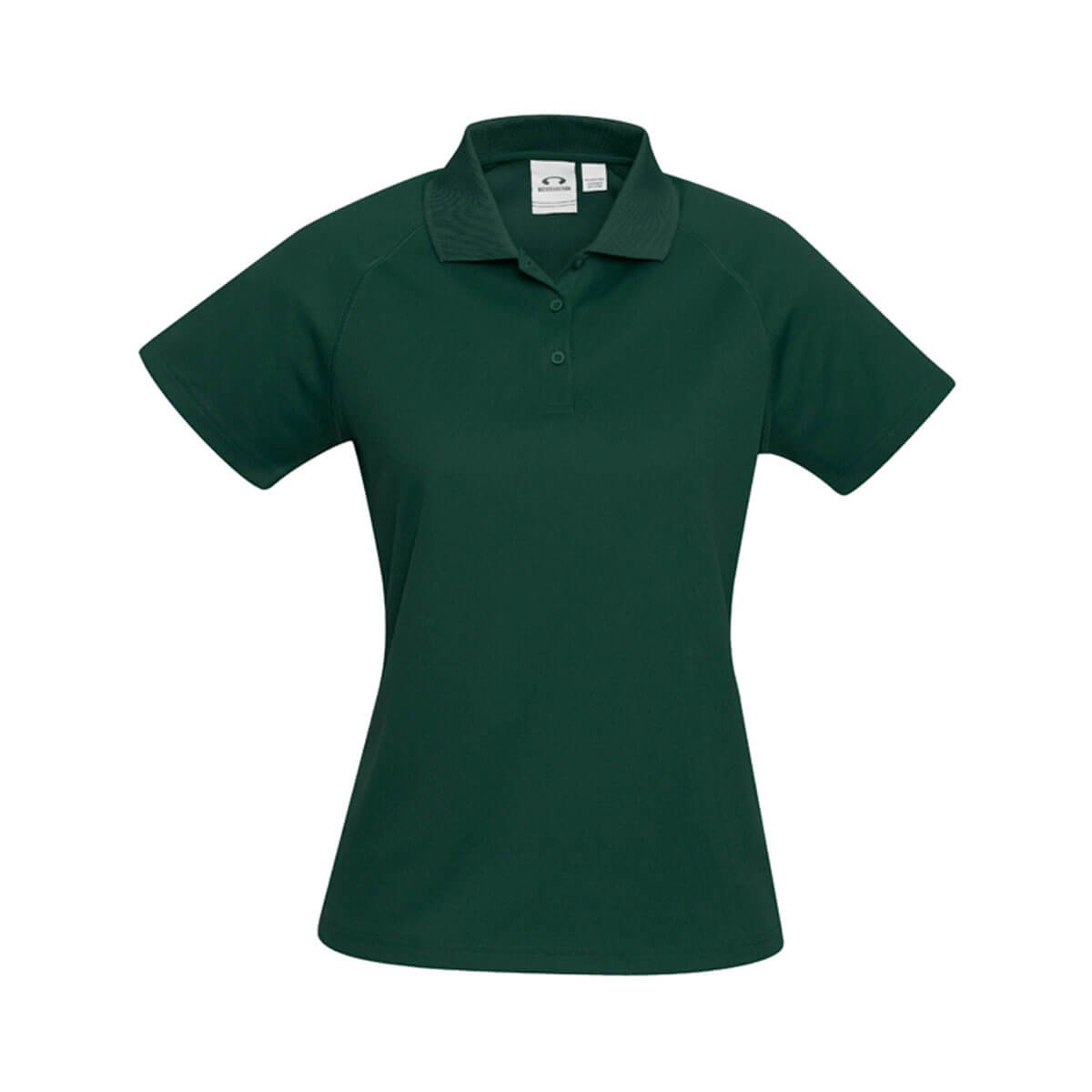Ladies Sprint Polo-Forest