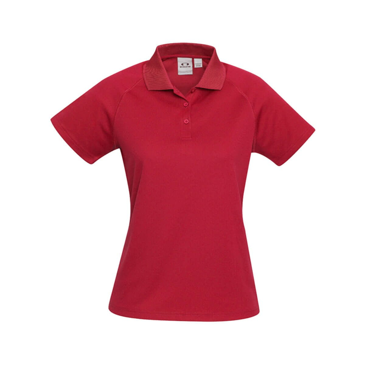 Ladies Sprint Polo-Red