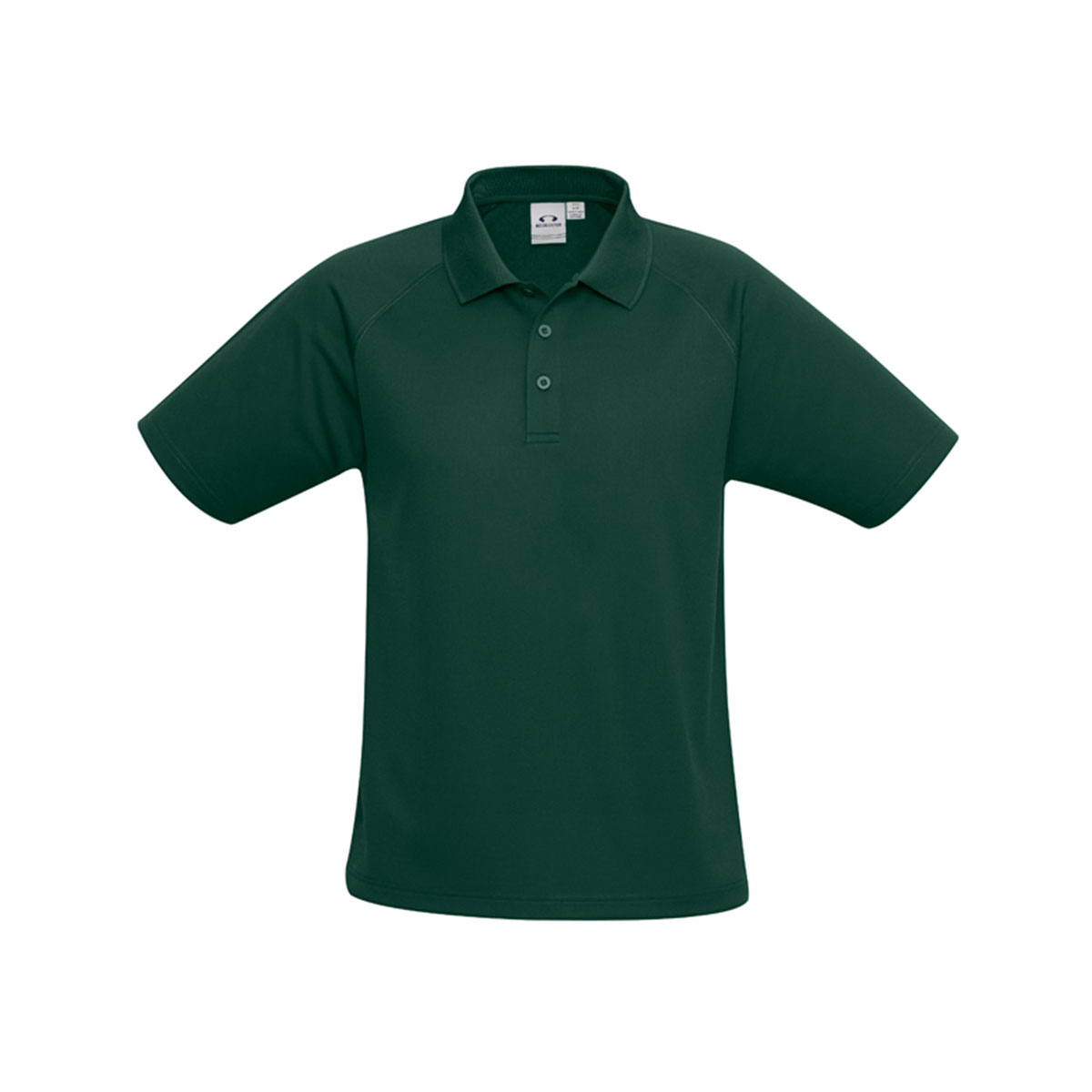 Mens Sprint Polo-Forest