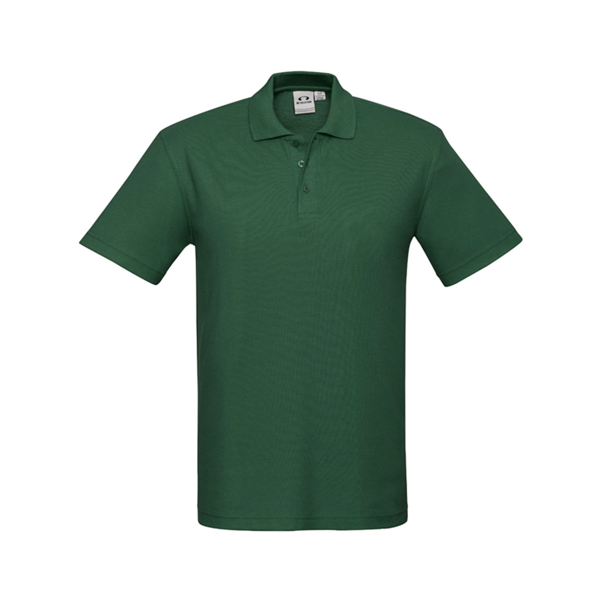 Kids Crew Polo-Forest