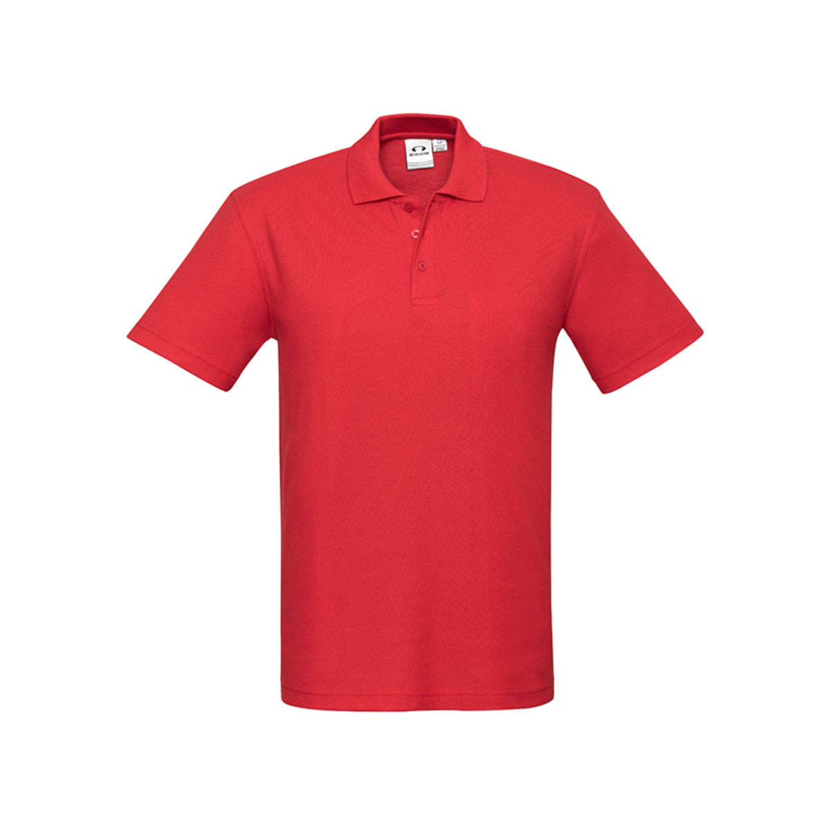 Kids Crew Polo-Red
