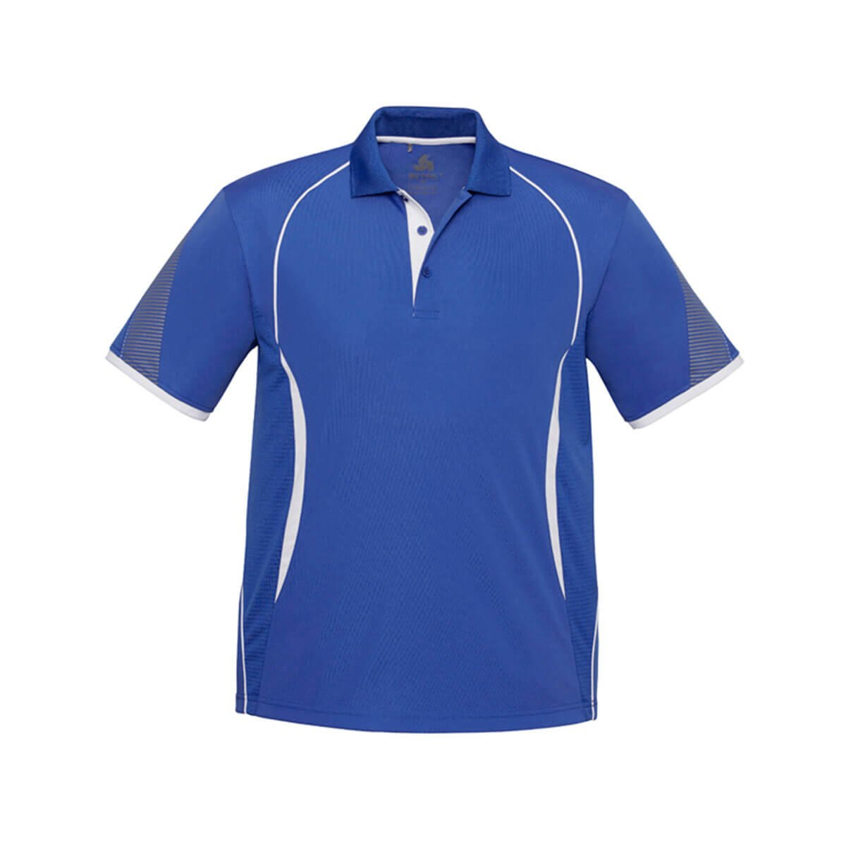 Kids Razor Polo-Royal / White
