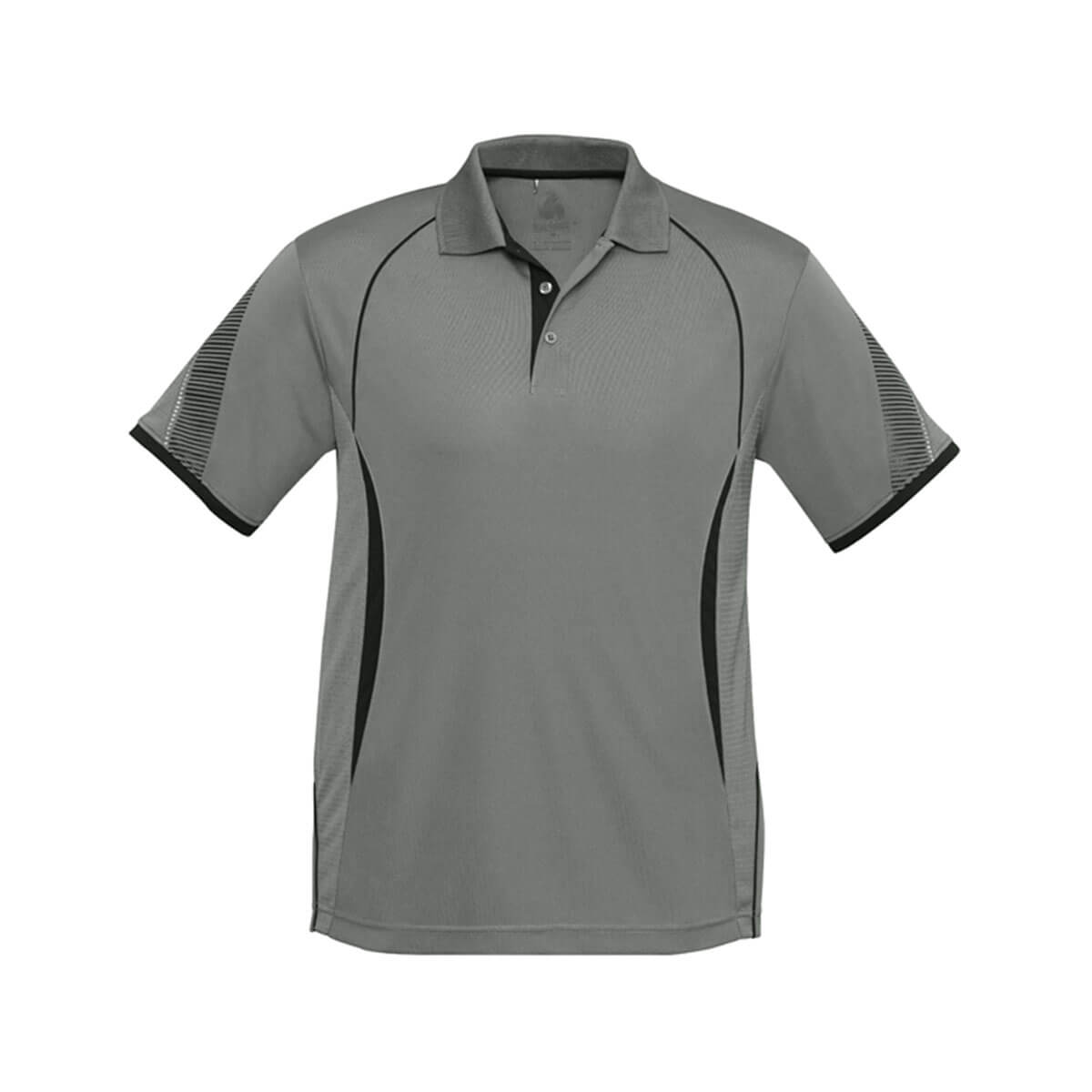 Kids Razor Polo-Ash / Black