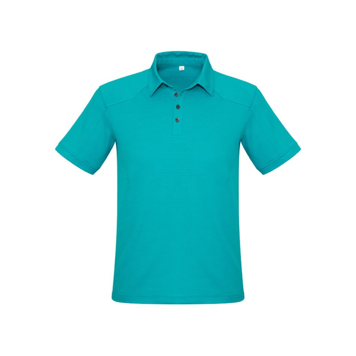 Mens Profile Polo-Teal