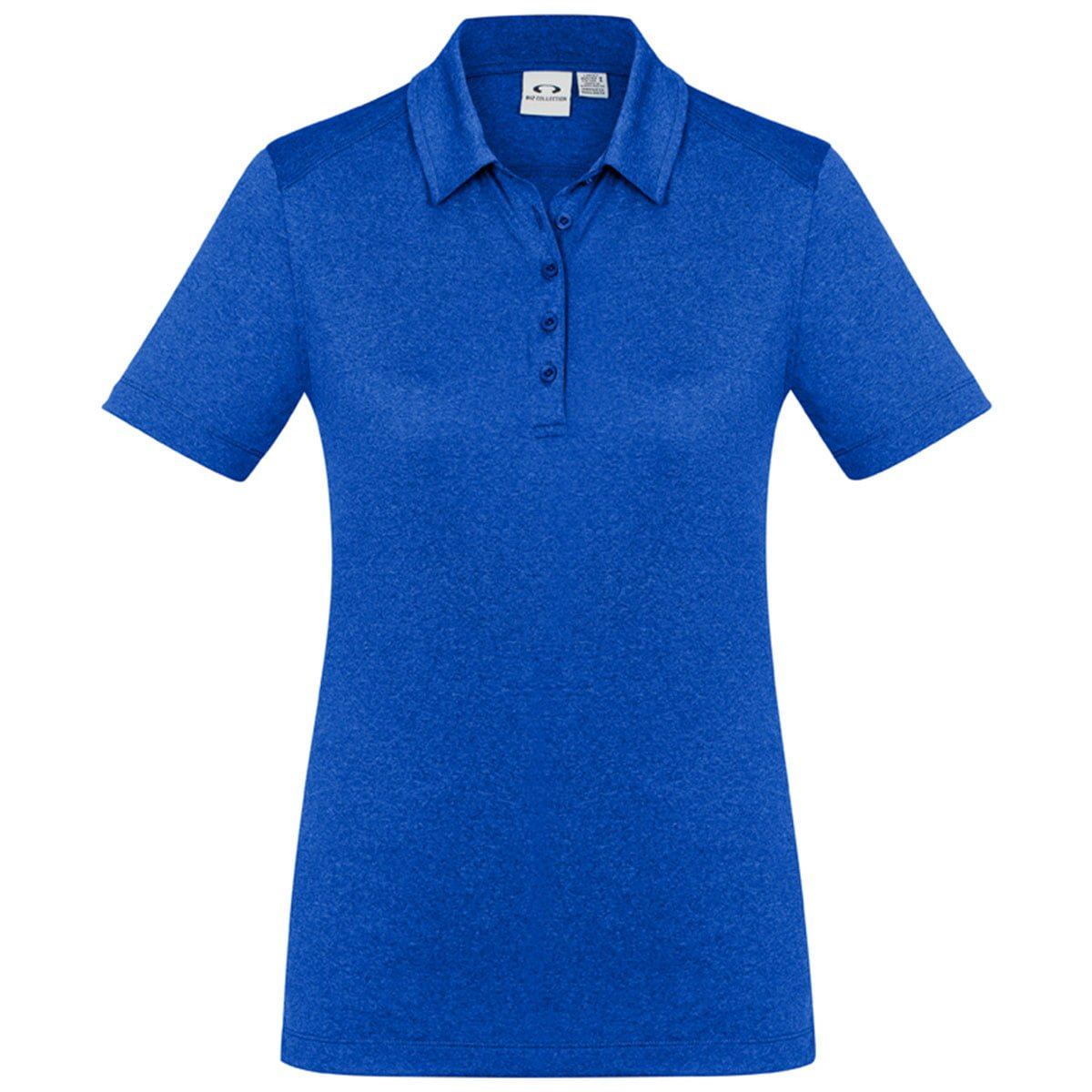 Ladies Aero Polo-Electric Blue