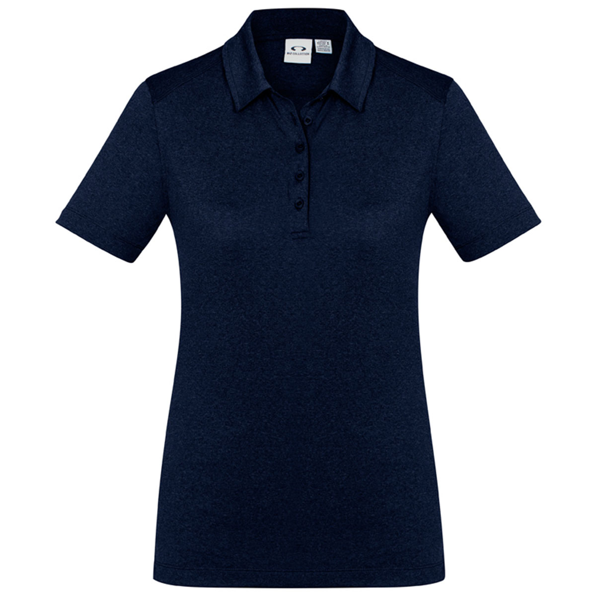 Ladies Aero Polo-Navy