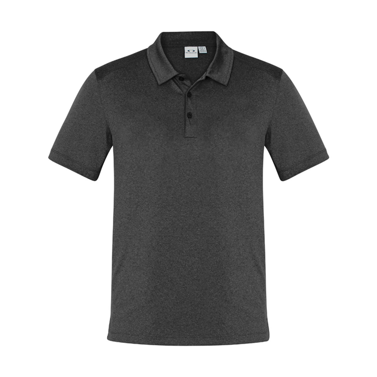 Mens Aero Polo-Black