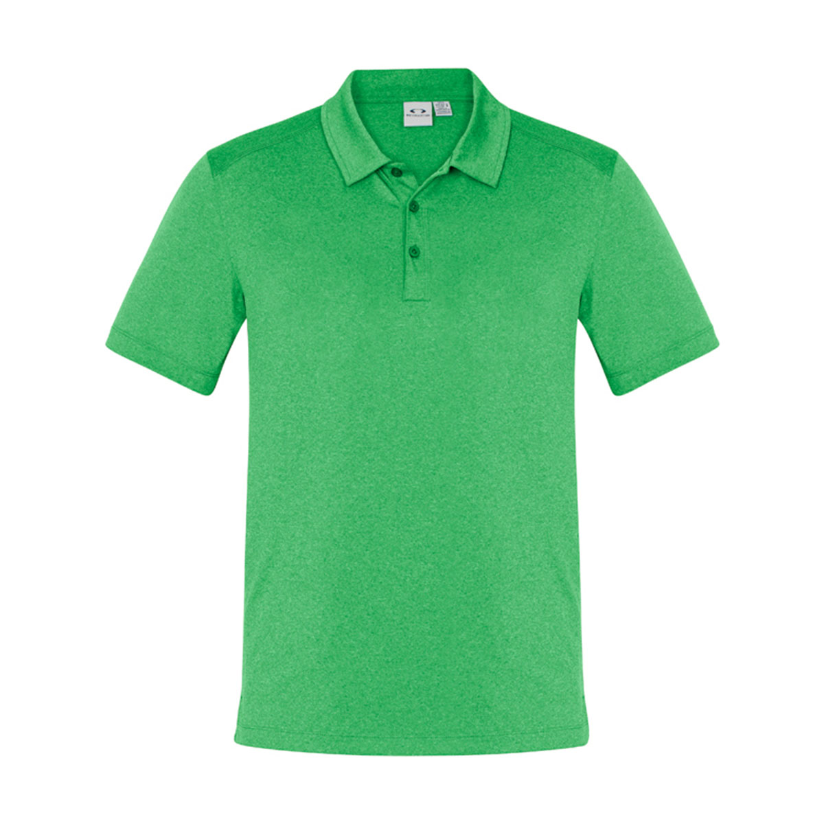 Mens Aero Polo-Lime