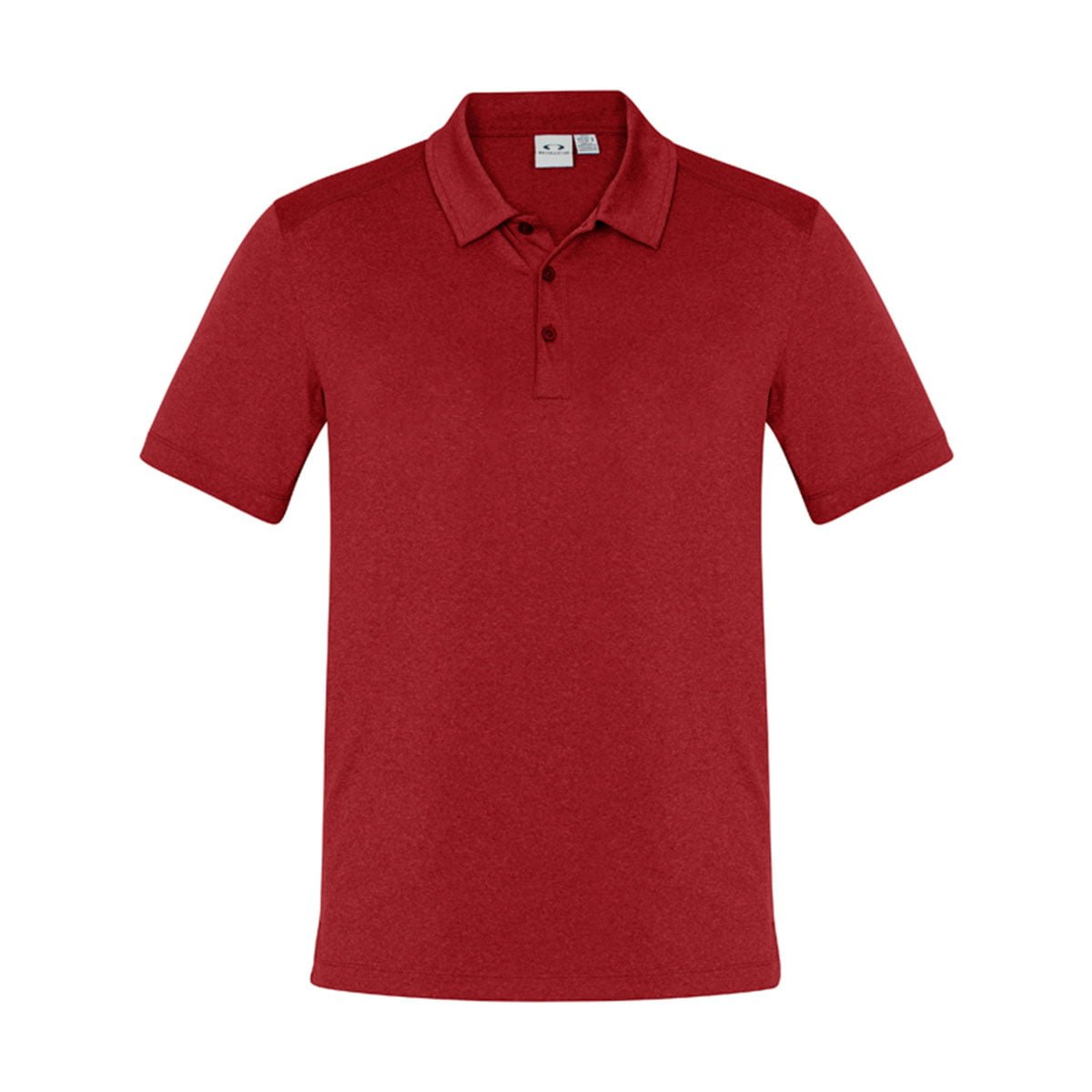 Mens Aero Polo-Red