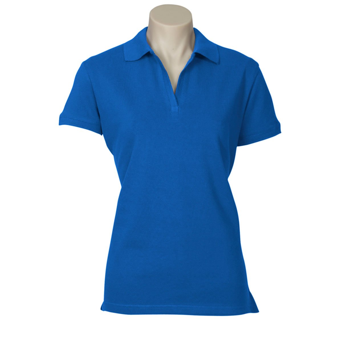 Ladies Oceana Polo-French Blue