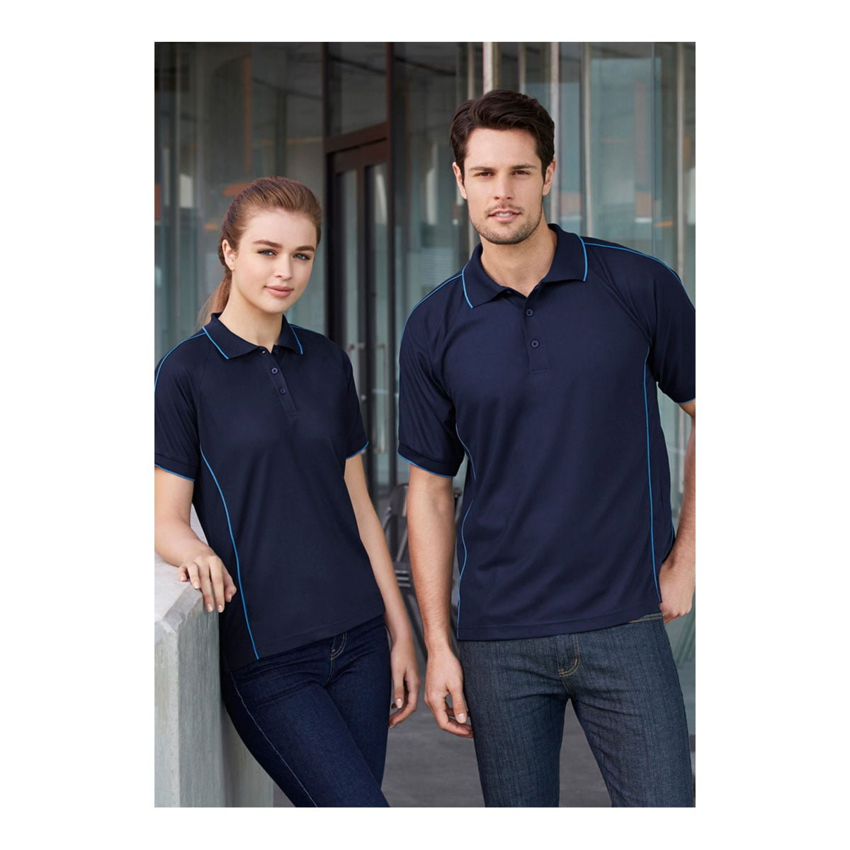 Mens Resort Polo