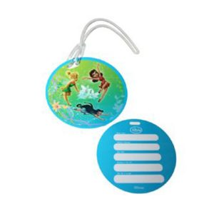 Hard Plastic Luggage Tag