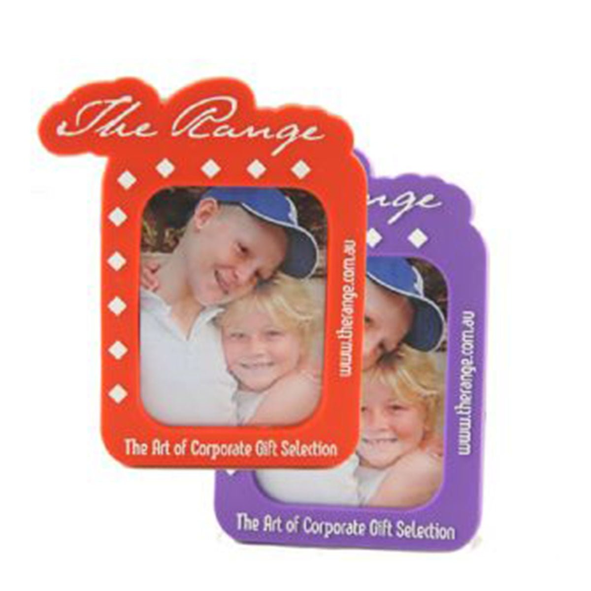 PVC Photo Frame-Available in any PMS colour.