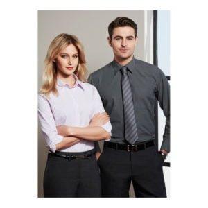 Mens Signature Long Sleeve Shirt