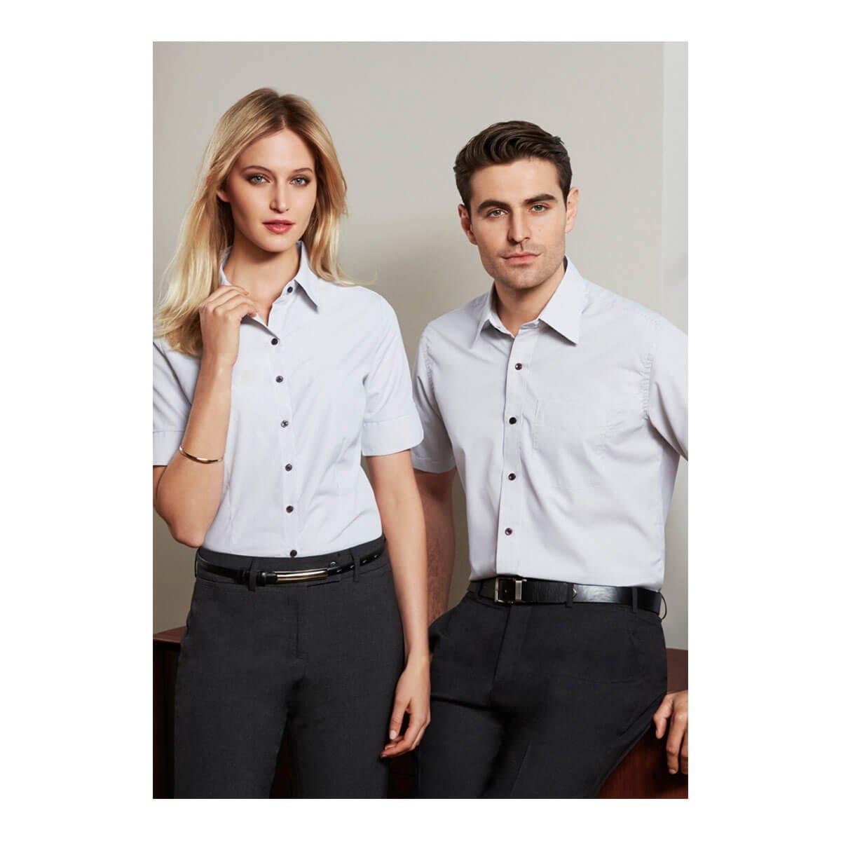 Mens Signature Short Sleeve Shirt
