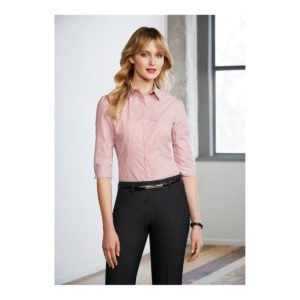 Ladies Berlin 3/4 Sleeve Shirt