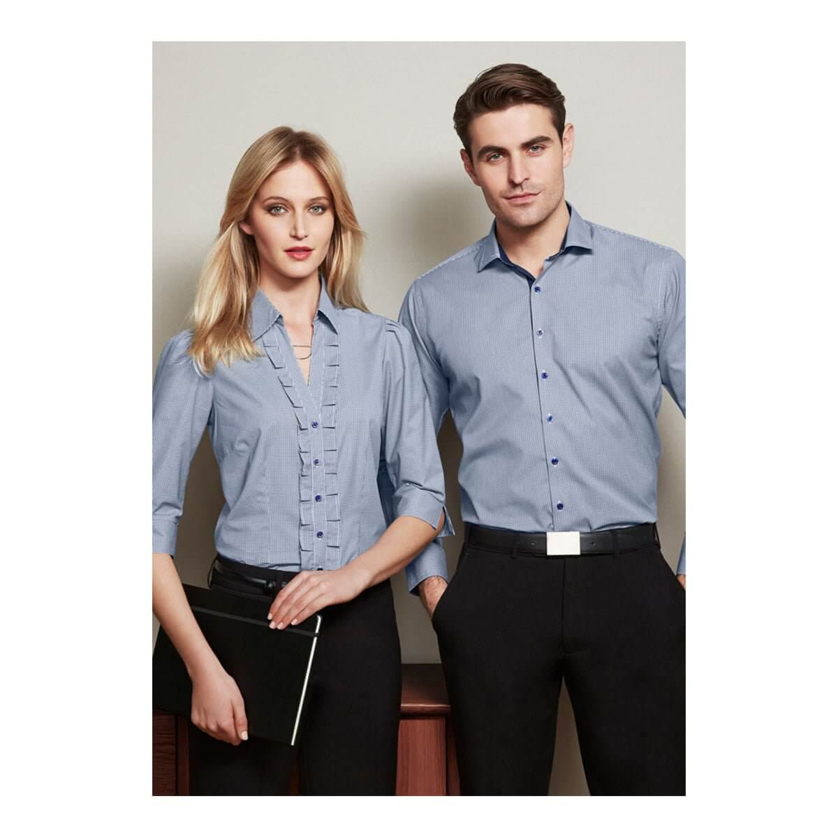 Men and Women Business Outfit