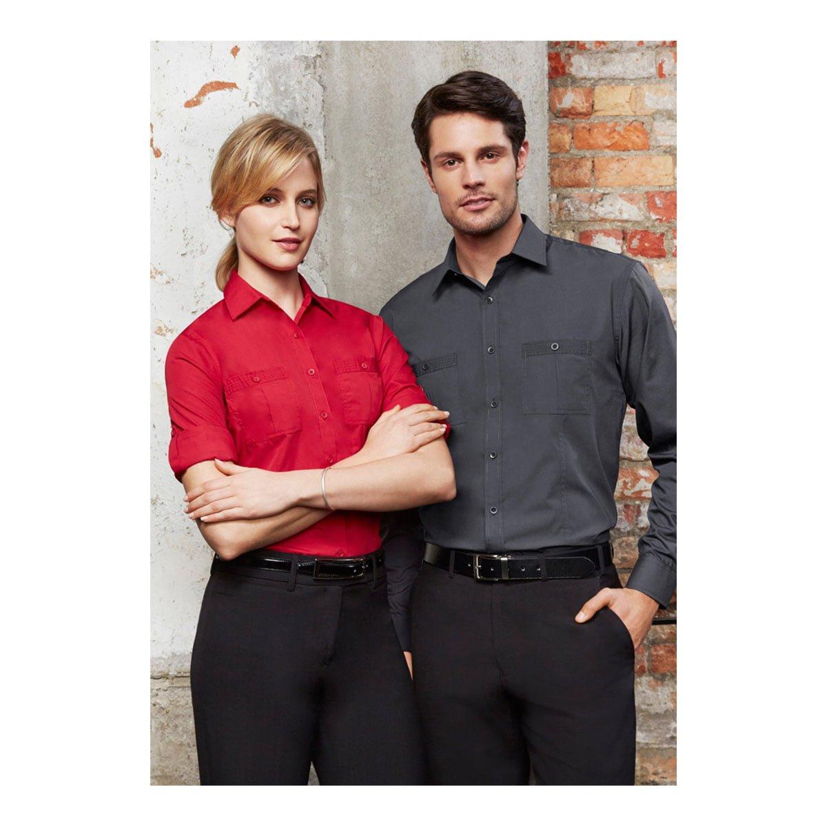 Mens Bondi Long Sleeve Shirt